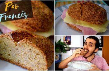 Pão Francês Low Carb: Receita com Cara e Gosto de Pão