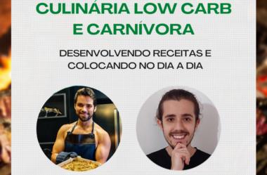 """Podcast #003 – Receitas Carnívoras, Dieta """"Animal Based"""" e Ajustes na Mentalidade com Paolo Knopp"""
